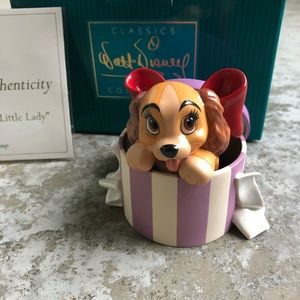 WDCC Lady And The Tramp  - Lady Disney Figurine